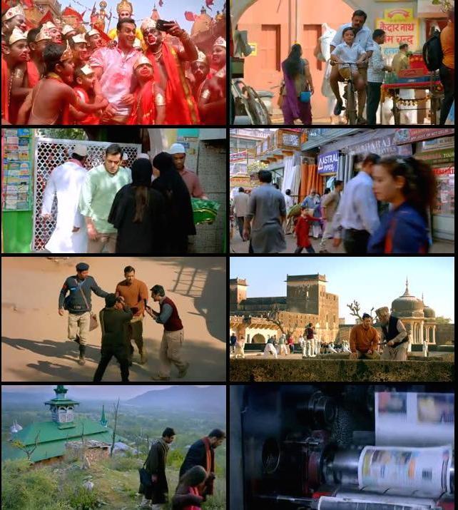 Bajrangi Bhaijaan 2015 Hindi DVDRip 480p 400mb Esub