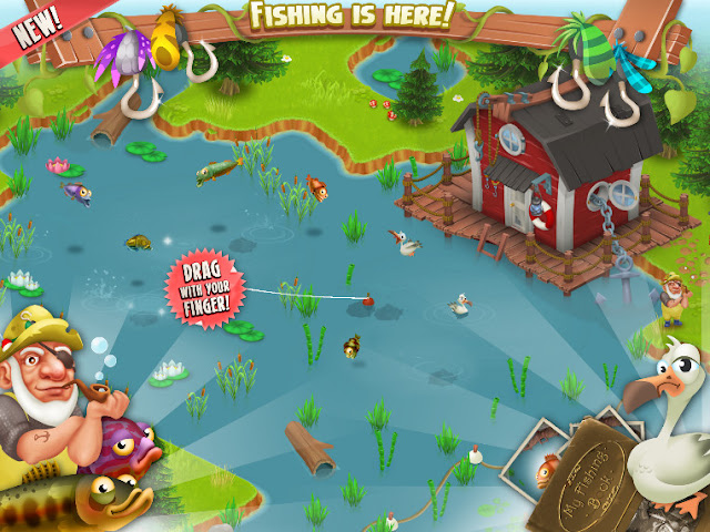 Hay Day Fishing, tips and tricks, Hay Day Cheats