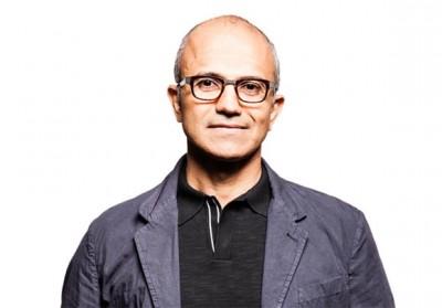 Resmi: Microsoft Tunjuk Satya Nadella Sebagai CEO