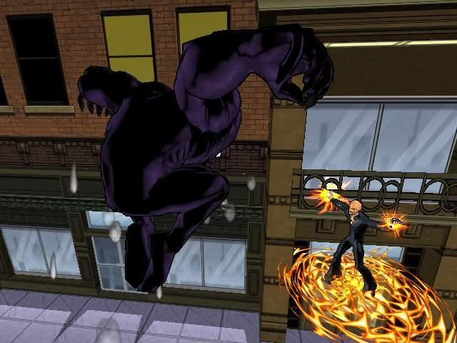 SuperPhillip Central: Ultimate Spider-Man (PS2, GCN, XBX, PC) Retro ...