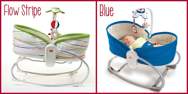 Baby Essentials from Tiny Love, a 3-in-1 Rocker Napper AND a Gymini Super Deluxe!