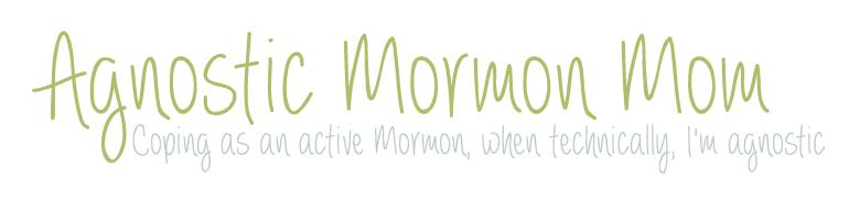 Agnostic Mormon Mom