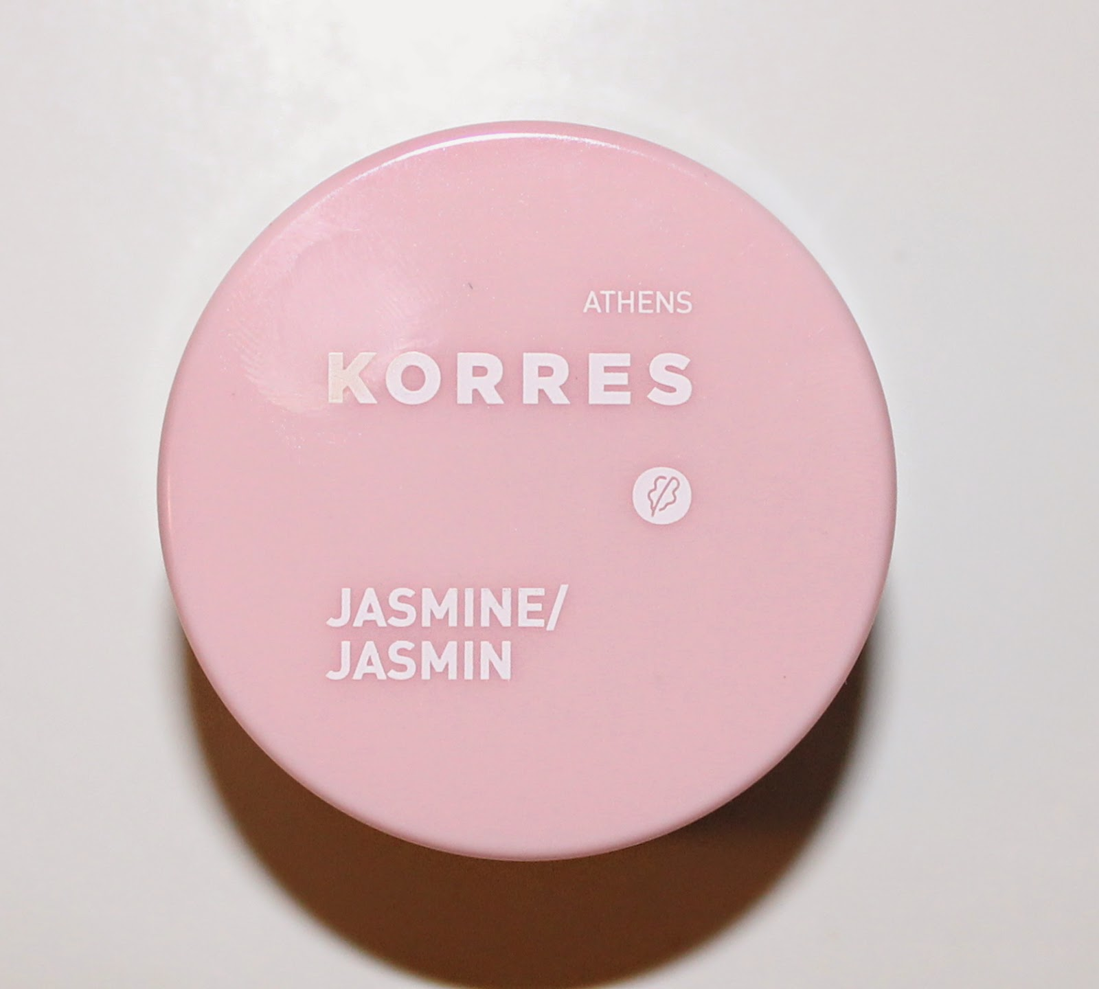Korres Lip Butter in Jasmine