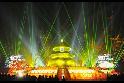 Perayaan Tahun Baru 2012 di China