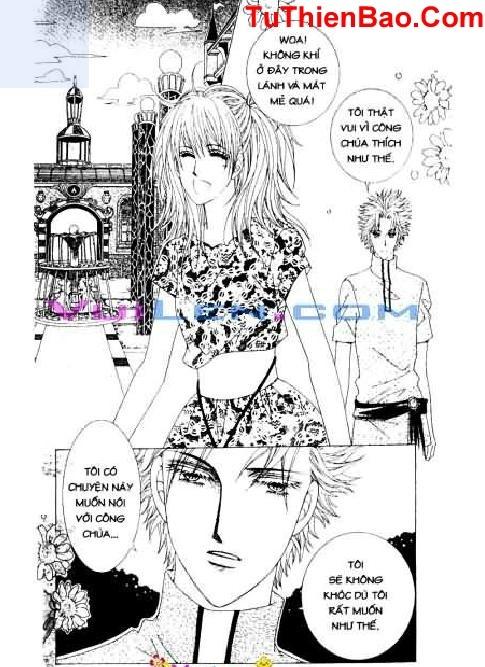 Công chúa của tôi Chapter 9 - Trang 79