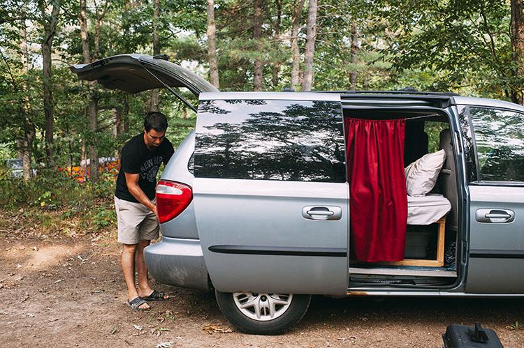 newfoundland Canada roadtrip camper