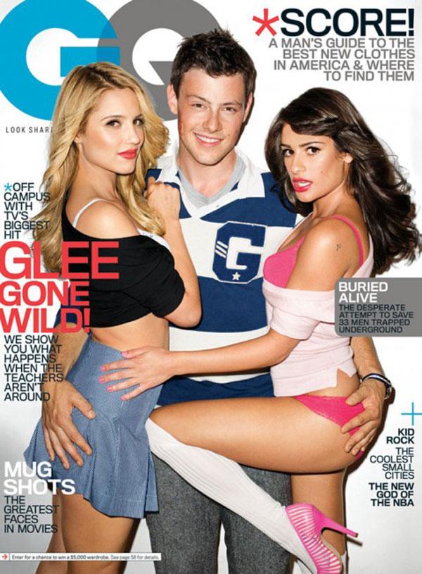 Glee Hot Girl