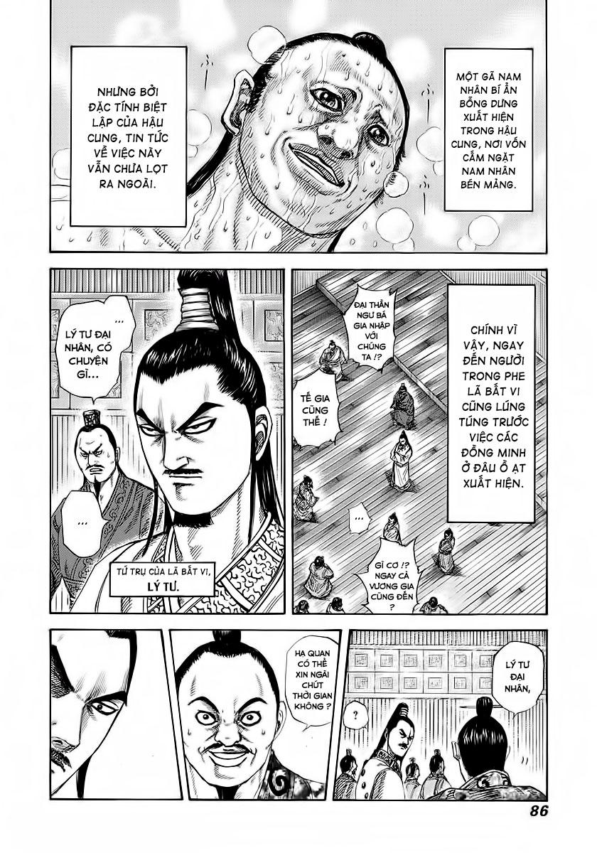 Kingdom - Vương Giả Thiên Hạ Chapter 255 page 7 - IZTruyenTranh.com
