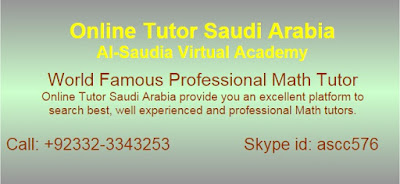 Online tutors Saudi Arabia,tuition,teachers