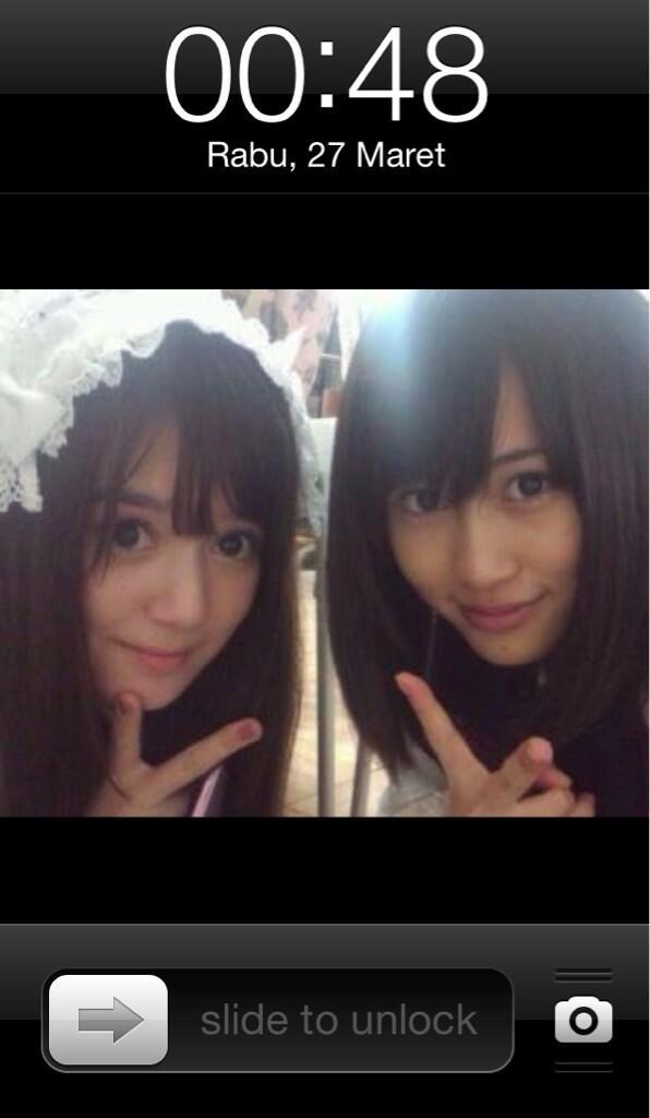 Foto TWITTER NABILA JKT48