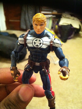 My fave Marvel Universe figure so far