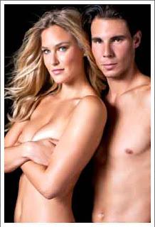 hot-Bar-Refaeli-poses-with-Rafael Nadal