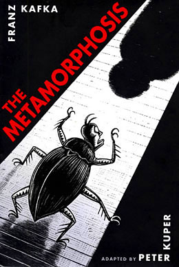 the metamorphosis a portrait of franz kafkas life In this short novel, the author, franz kafka, tells the story of a man named gregory who sees his life changes radically after becoming a beetle a constant theme in kafka's work is the authority, their relationship with the family and society with a supreme will and enigmatic, ie the principle of authority.