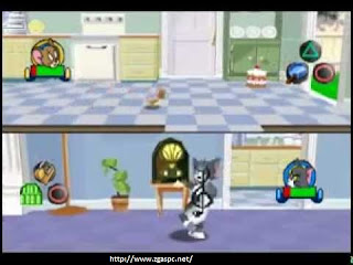 Download Tom And Jerry In House Trap PS1 For PC Full Versi ZGASPC