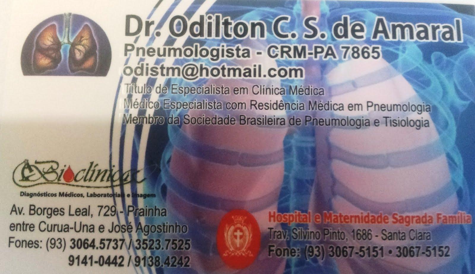 Dr. ODILTON AMARAL