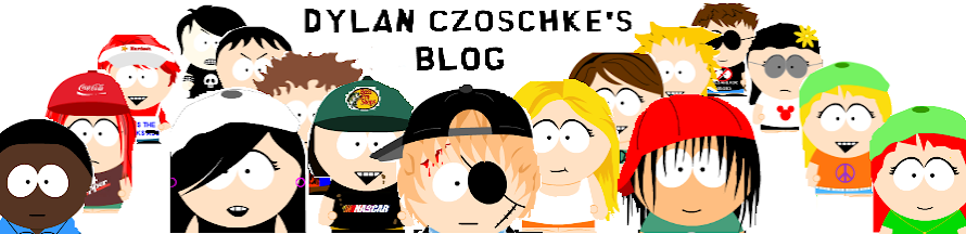Dylan Czoschkes Blog