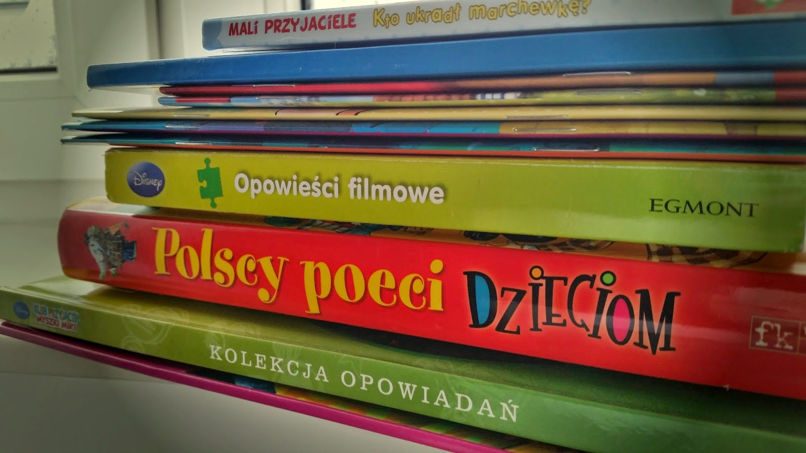 książeczki dla dzieci, bajki