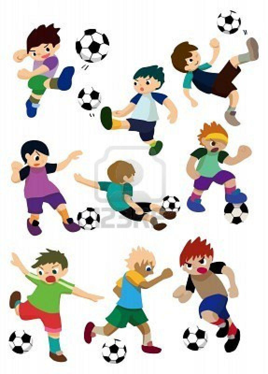 10 futbolistas del Mundial que parecen dibujos animados  - Imagenes Animadas De Jugadores De Futbol
