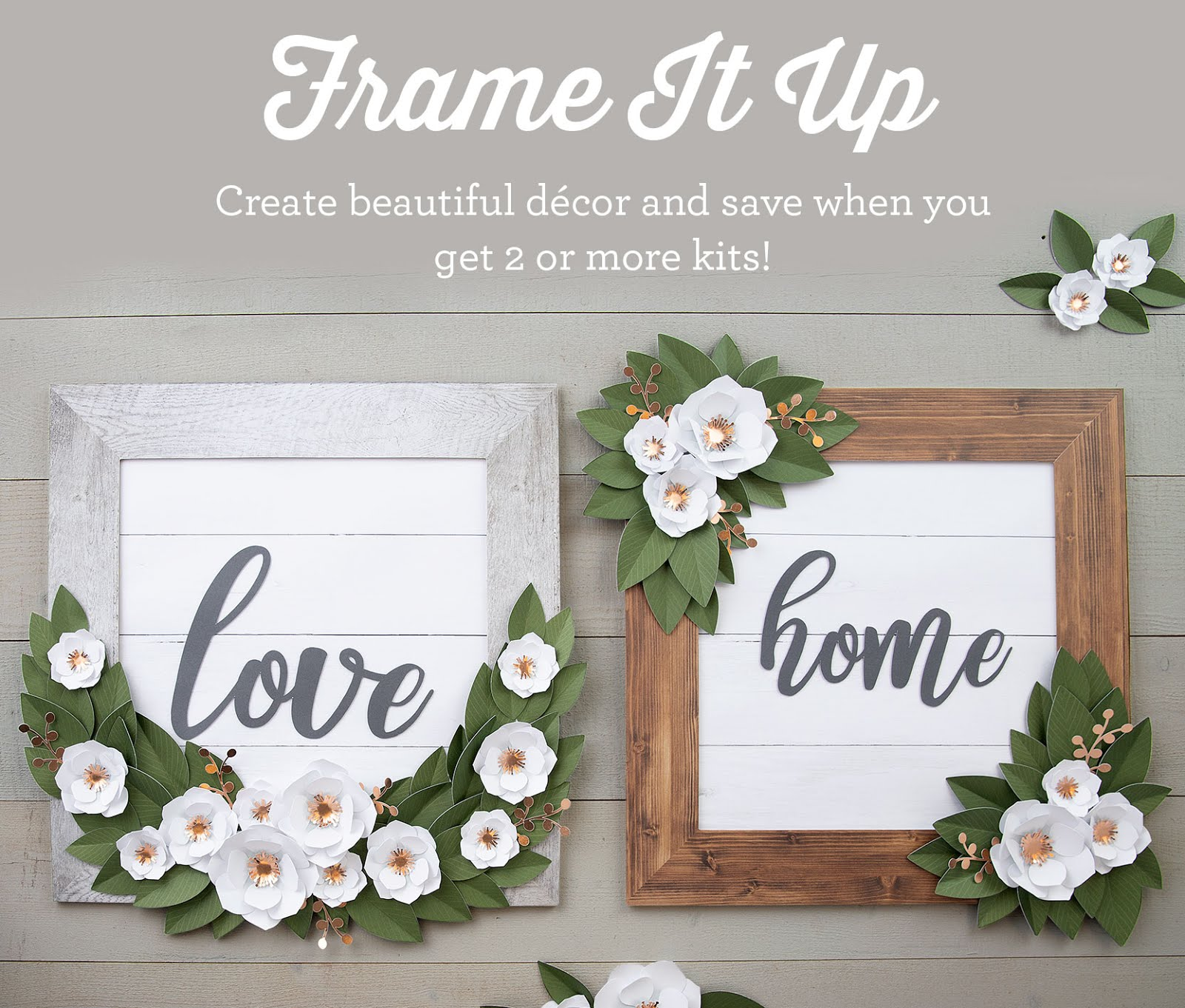 Frame It Up - January Special