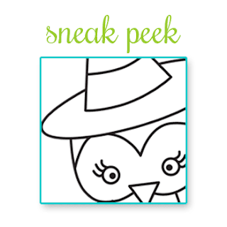 Owl - Sneak peek of September Release from Newton's Nook Designs!
