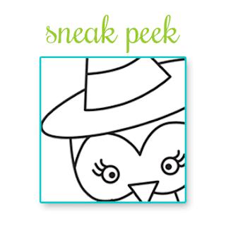 Owl - Sneak peek of September Release from Newton's Nook Designs!