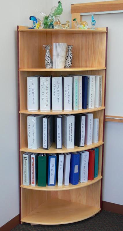 Design Corner Bookcase Plans