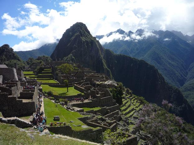Peruvian mountain climate