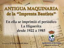 EXPOSICIÓN ANTIGUA MAQUINARIA