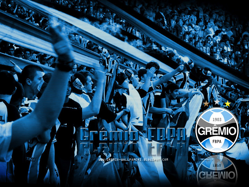 Papel De Parede Escudo Do Grmio Foot Ball Porto Alegrense ... - photo#43
