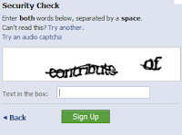 Writing Secure Software: Why CAPTCHA is not a security control for