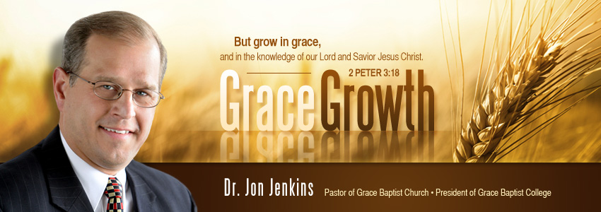 Pastor Jon Jenkins