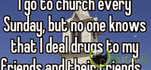 Gereja Hanyalah Alasan