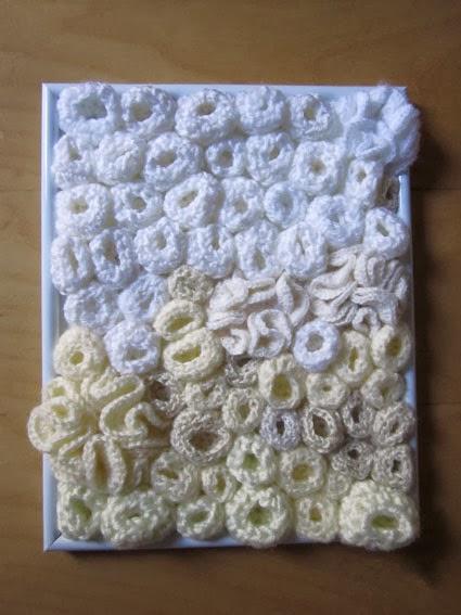 Cuadro de crochet