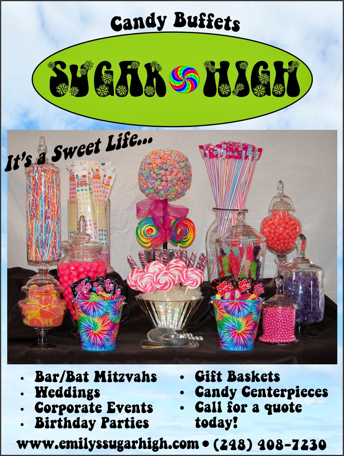Sugar High - The Journey of Starting My Own Candy Company