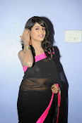 Isha Ranganath glam pics in saree-thumbnail-1