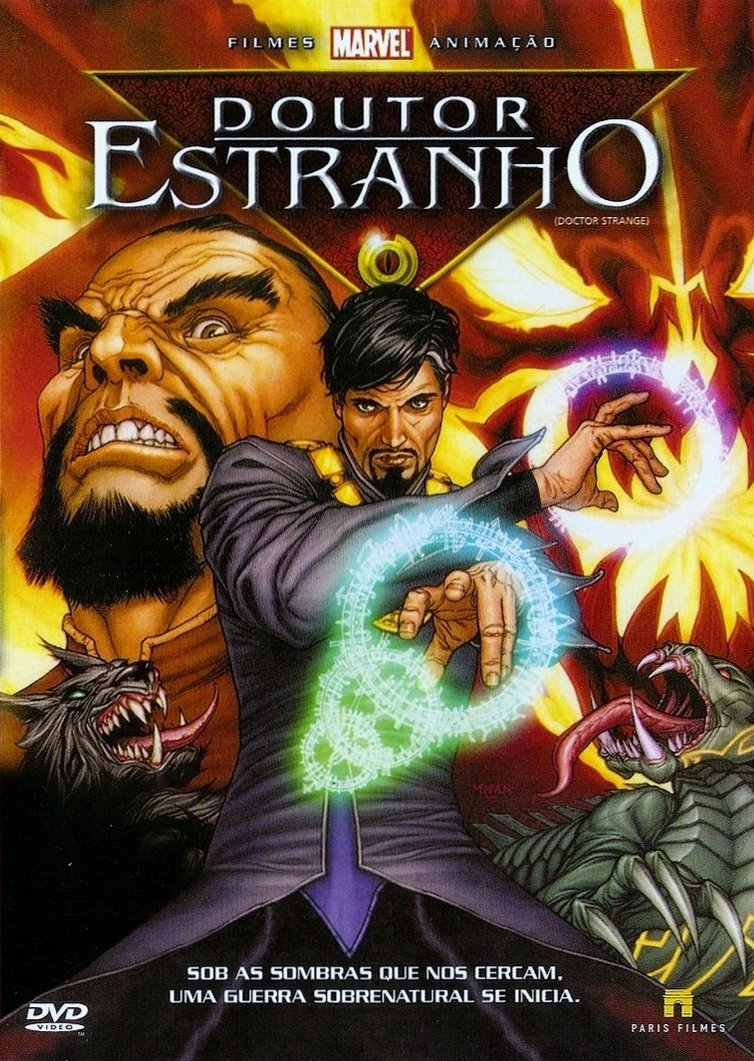Doutor Estranho – Dublado (2007)