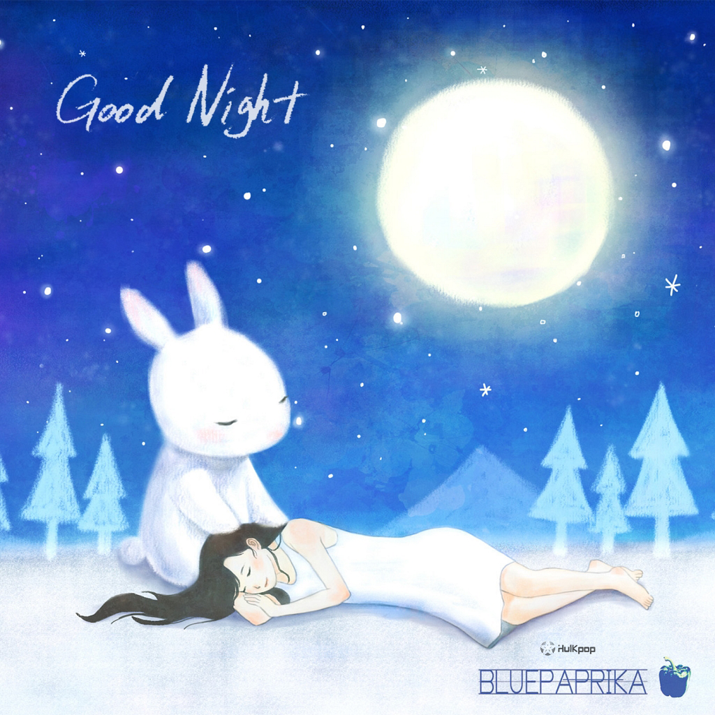 [Single] Bluepaprika – Good Night