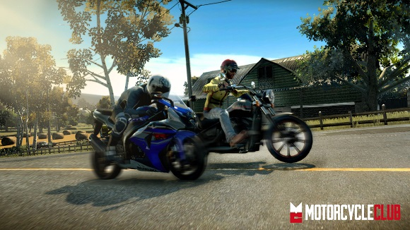 motorcycle club pc screenshot http://jembersantri.blogspot.com 1 Motorcycle Club CODEX