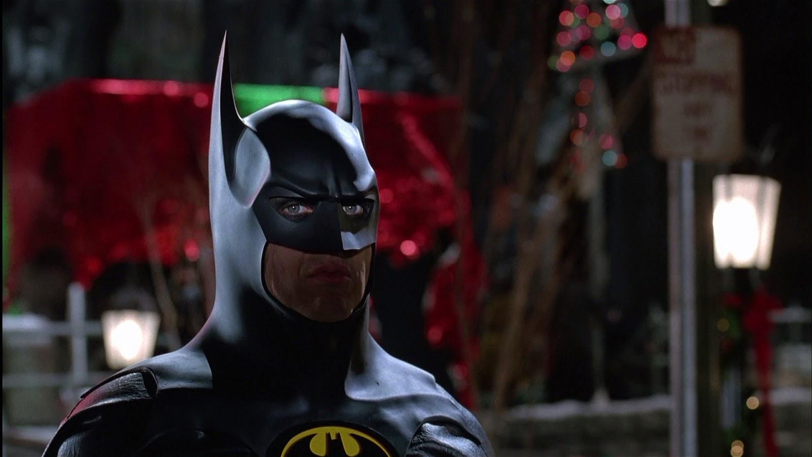 batman returns, navidad, el zorro con gafas