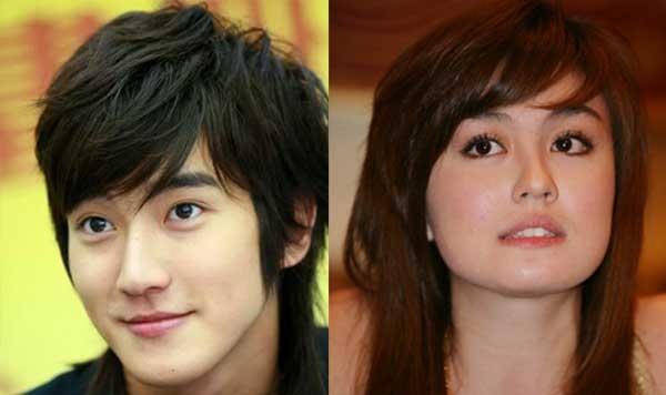 Siwon Super Junior dan Agnes Monica