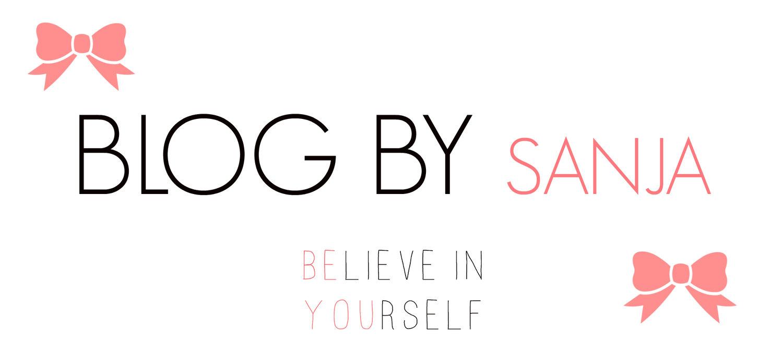 Blog by Sanja