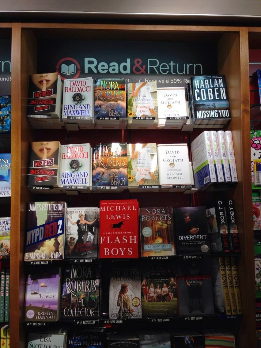 """Read and Return"" program perfect for flying bookworms"