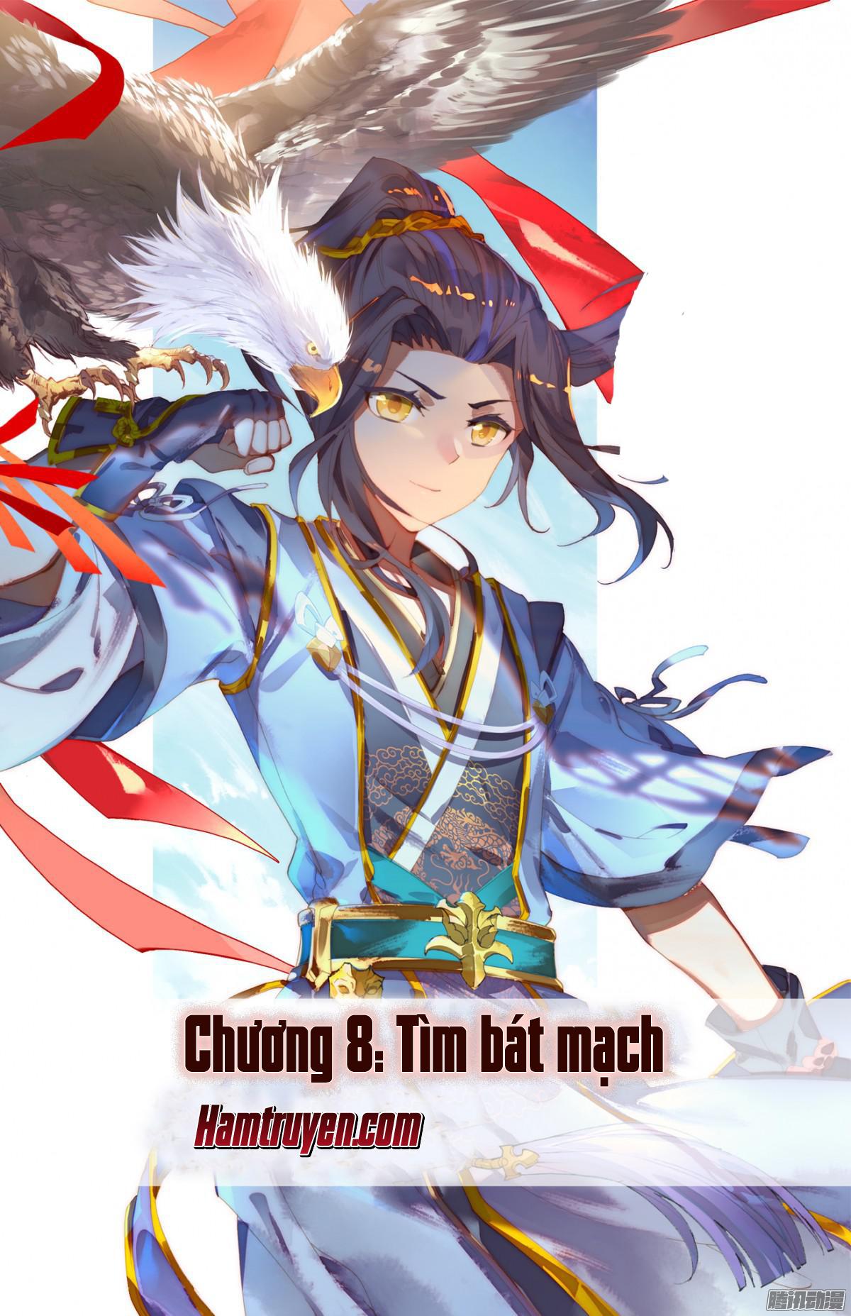 Nguyên Tôn - Chap 8
