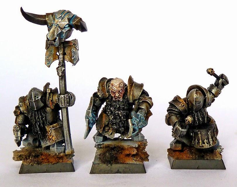 Showcase: Chaos Dwarfs Infernal Command - Tale of Painters