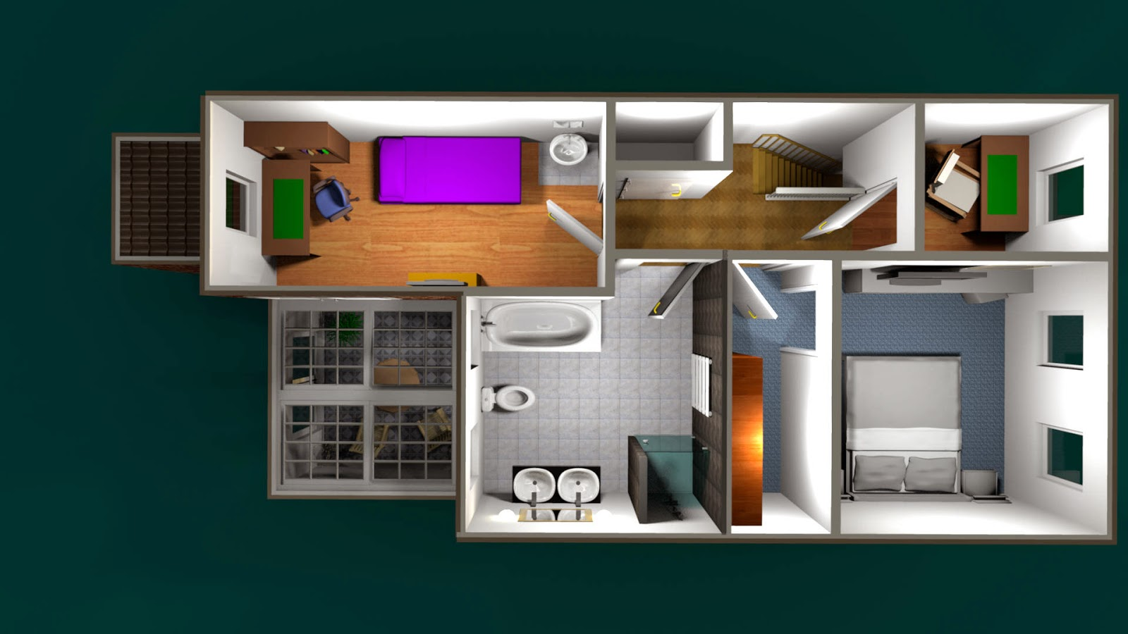 Sweet home 3d gratis para pc dise a tu casa oduber city for Disena tu casa gratis