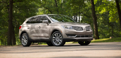 2016 Lincoln MKX First Vehicle to Offer Revel Audio System
