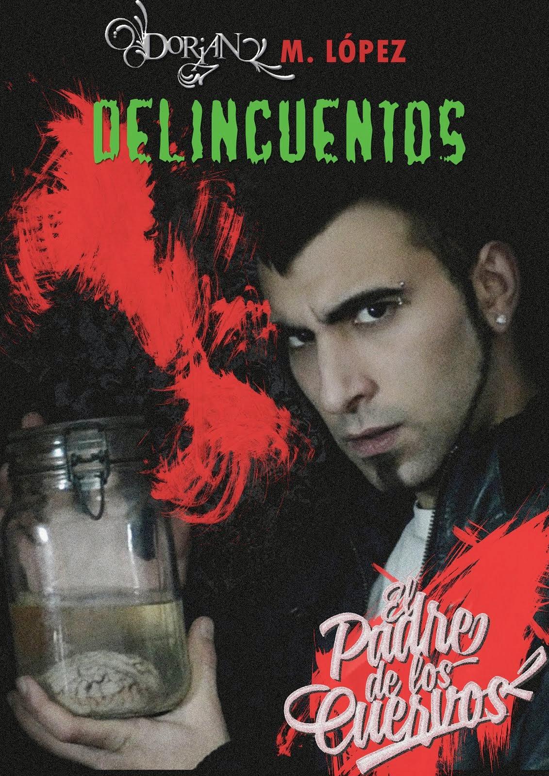 Libro '#Delincuentos'