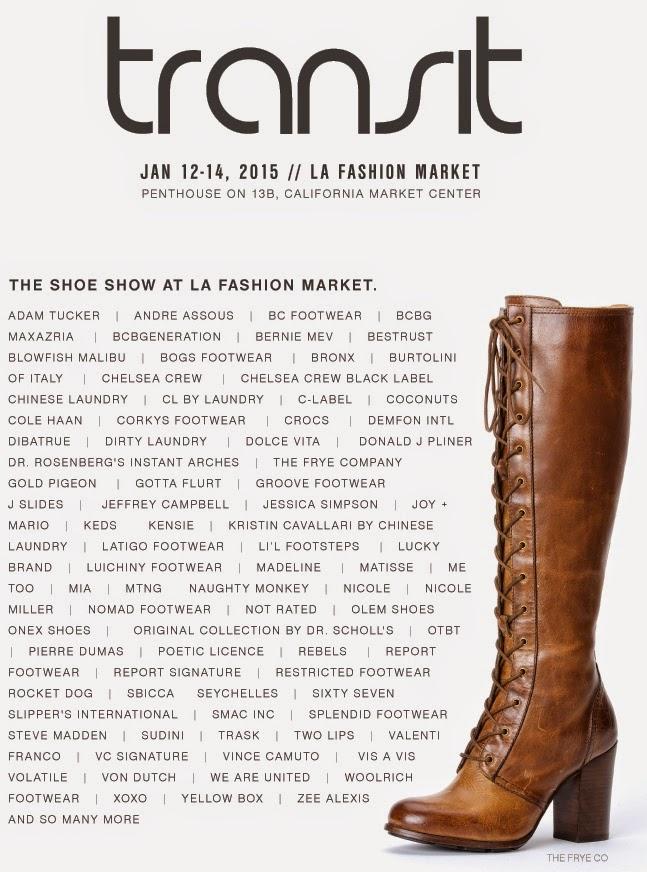 Transit The Shoe Show January 2015