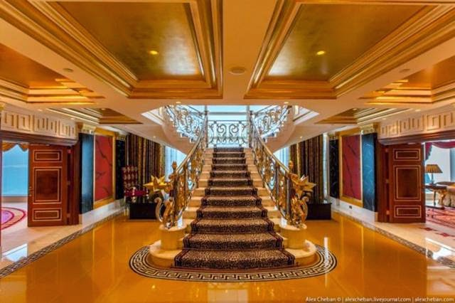 Burj al arab inside the most expensive seven star hotel for World expensive hotel in dubai