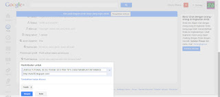 Cara Membuat-Menampilkan Foto Profil Google Plus di Google Search Engine